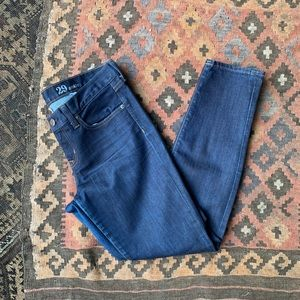 J. Crew Toothpick Ankle Jeans (29)
